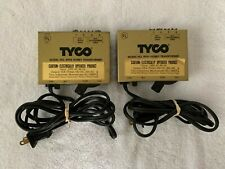 Tyco HO Scale Lot of 2 Electric Power Packs Model 899V Hobby Transformer #2