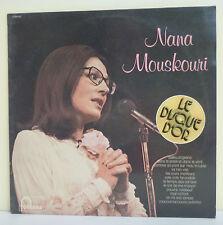 "33T Nana MOUSKOURI Vinyle LP 12"" LE DISQUE D'OR -ADIEU ANGELINA -FONTANA 6399027"