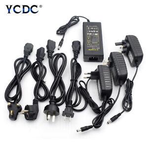 AC to DC Chargeur d'alimentation 100-240V Transformateur 5-24V 1-8A Adaptateur
