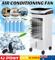 3L Evaporative Air Cooler Portable Conditioner Fan Cooling Humidifier + Remote