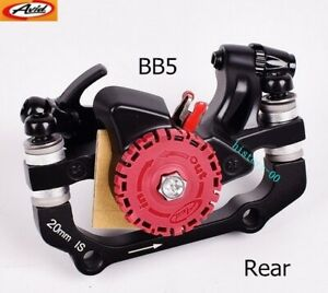 1pc MTB Mountain Road Bike Mechanical Brakes Disc Brake Calipers AVID BB5 Rear