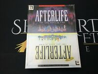 Afterlife - PC CD-ROM (TESTED/WORKING) UK PAL