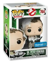 Funko Pop Dr. Peter Venkman Bill Murray Ghostbusters Walmart Excl Protector Incl