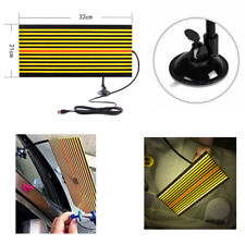 Auto Body PDR Paintless Dent Repair Reflector LED Line Board Hail Removal Tools