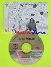 CD Singolo MAURO BANDINI Abc 1995 BMG RICORDI PROMO Italy   mc dvd (S11)
