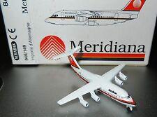 Schabak 1:600 Scale 946-149 Meridiana British Aerospace BAe 146 New in Box