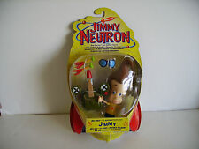 "Jimmy Neutron Heli-Pack 5"" Action Figure by Mattel 2001"