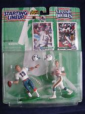 1997 STARTING LINEUP NFL CLASSIC DOUBLES DAN MARINO & BOB GRIESE - MIA. DOLPHIN