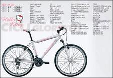 ciclo BICI mtb HK HELLO KITTY
