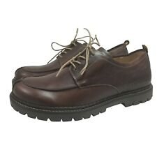 Birkenstock Timmins Men's 9 US Brown Leather Lace Up Shoe Size EU 42