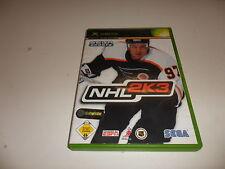 Xbox NHL 2k 3