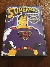 SUPERMAN VOLUMEN 2 - ORIGINAL COLLECTION - 1 DVD - 5 CAPITULOS - 45 MINUTOS