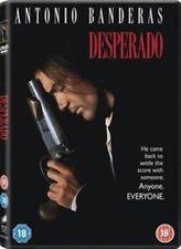 Desperado 1995 Antonio Banderas DVD (uk) Action Movie Region 2