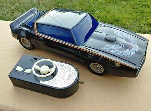 Vintage 1978 MRC Pontiac Firebird Trans Am Remote Control Car SUPERB RARE!!