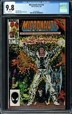 Micronauts Vol 2 #16 -Marvel Super Heroes Secret Wars cross-over - RARE!!