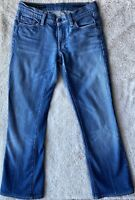 Citizens Of Humanity Women's Size 27 Low Waist Bootcut Kelly #001 Stretch Jeans