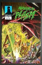 Warriors of Plasm #1 Jim Shooter 1993 Defiant