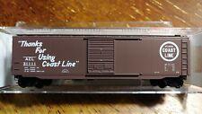 MTL Micro Trains 03100140 ACL ATLANTIC COAST LINE 50' Boxcar #31111 RARE