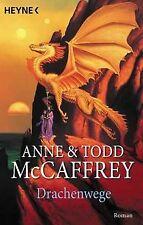 Drachenwege von Anne & Todd McCaffrey   Buch   Zustand gut