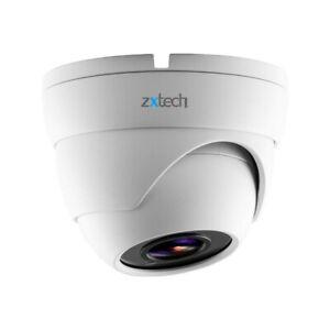 Zxtech 1080p Night Vision Plug Play Professional HD 4in1 Waterproof CCTV Camera