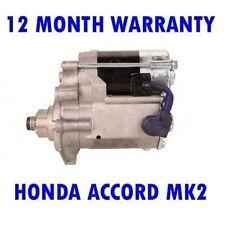 Honda Accord MK2 Mk II 1.6 Fließheck 1983 1984 1985 Anlasser