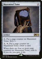 016//018 Magic MTG NM//Mint Basri Ket Emblem x1 Core Set 2021 M21