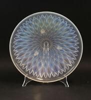 8335123 Glas Designer-Schale Entwurf Pierre d'Avesn Croismare um 1930 Art déco