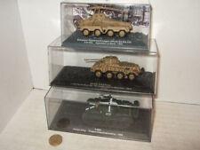 Vehículos militares de automodelismo y aeromodelismo Altaya