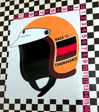 German Race of Champions Sticker - BMW 2002 1602 Audi 911 944 924