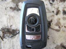 ROLLS ROYCE Smart Key Fob Keyless Entry Remote Ghost Wraith OEM