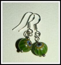 Unbranded Hook Glass Fashion Earrings