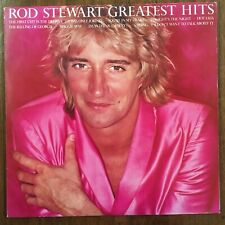 VINYL RECORD - ROD STEWART title ROD STEWART GREATEST HITS in A1 Condition
