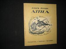 Steinadler  Attila  Eintracht Frankfurt  Maskottchen Autogrammkarte   300915