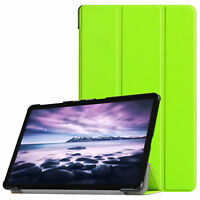 Custodia Protettiva per Samsung Galaxy Tab a 10.5 Sm T590 T595 Sottile Verde