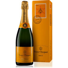 Veuve Clicquot Champagne Yellow Label Non Vintage Giftbox 75 CL