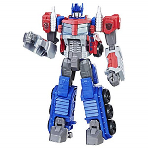 Transformers Toys Heroic Optimus Prime Action Figure - Timeless Large-Scale into