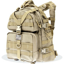 Maxpedition Condor II Hydration Backpack 0512K Khaki. Square with rounded top de