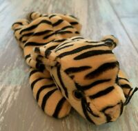 """1995 Ty Beanie Baby Babies """"Stripes"""" Tiger Retired Tush Tag Only Retired"""