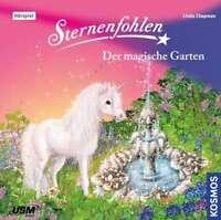 STERNENFOHLEN 14: DER MAGISCHE GARTEN -LINDA CHAPMAN   CD NEU