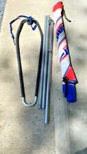 ) Mistral Windglider Mast and boom including sail. (