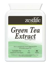 Zestlife Green Tea Extract 1000mg for weight loss, brain function, cholesterol