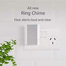 Ring Video Doorbell CHIME - LATEST 2ND GEN - Hear Alerts Loud And Clear!