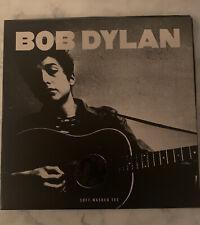 Bob Dylan Freewheelin T Shirt in original Box Size L/Xl 2011 Sony Entertainment