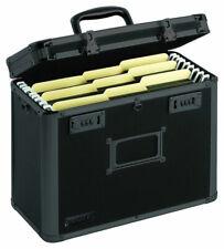 Vaultz  Combination Lock  Black  Security File Box