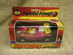 matchbox superkings speedkings K45 marauder from 1973