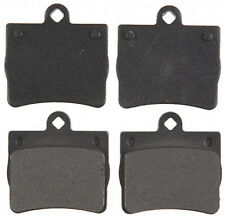 Disc Brake Pad-PG Plus Metallic Rear Raybestos PGD739M fits 96-98 Mercedes C230