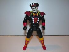 MOTU KO X-CHANGERS COSMIC COWBOYS IRON JAW - GALAXY FIGHTERS 1980s ACAMAS