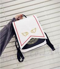 Anime Cardcaptor Sakura Women Lolita Backpack Handbag Shoulder Bag Gifts