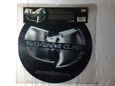 """WU-TANG CLAN Gravel pit 12"""" PICTURE DISC 3 TRACKS RARISSIMO VERY RARE!!!"""