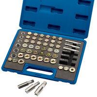 KIT DE REPARACION VACIADO DEL CARTER Expert 120 Piece Oil Sump Plug Repair Kit